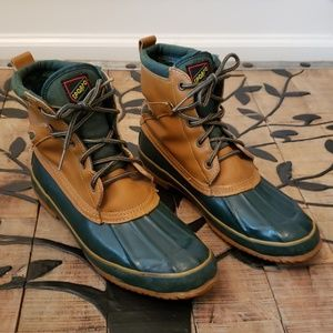 Sporto Thermolite Steel Shank Boots Size 10 GUC